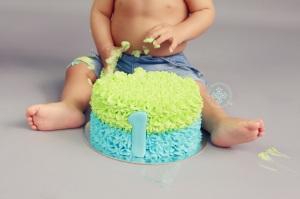Sessão Smash The Cake Primeiro Aniversário 005