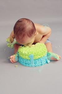 Sessão Smash The Cake Primeiro Aniversário 007