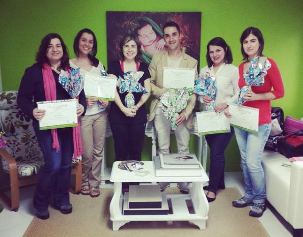 Workshop de Fotografia de Recém-Nascidos - Estúdio Isabel Monte Fotografia